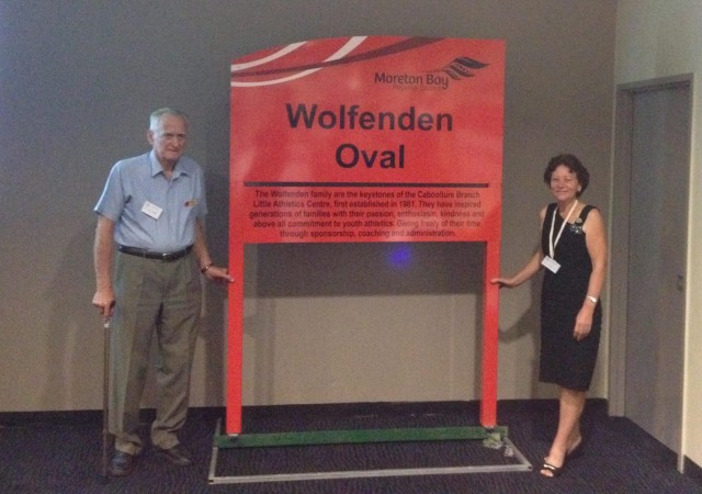 Unveiling Wolfenden Oval